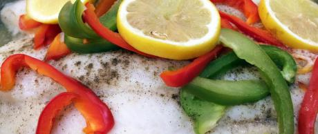 Saladmaster Recipe Fish Fillets by Wayne Fritz