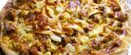 Saladmaster Recipe Barbecue Chicken Pizza