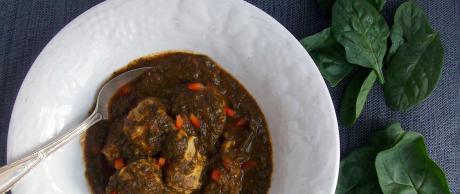 Saladmaster Recipe Chicken Saag