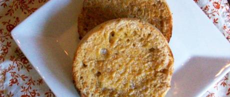 Saladmaster Recipe English Style Muffins by Cathy Vogt