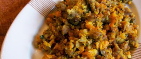 Saladmaster 316Ti Recipe Sweet Potato & Sausage Hash