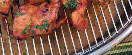 Saladmaster chicken recipe for grilling