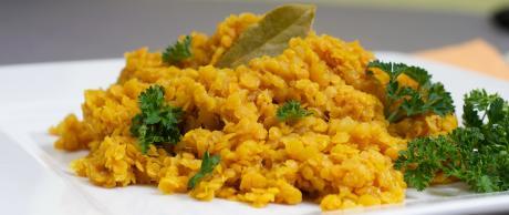 Saladmaster Recipe Lentil Dal by Marni Wasserman