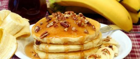 Saladmaster 316Ti Healthy Banana Pancakes
