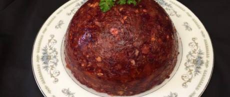 Saladmaster Cranberry Gelatin Salad