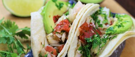 cilantro, lime, tacos, fish, mexican, healthy, seafood