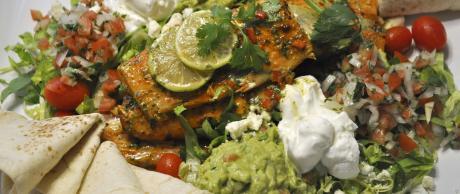 Saladmaster Healthy Solutsion 316 Ti Cookware: Fish Taco's Compustas