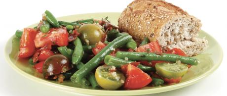 Saladmaster Recipes Green Beans and Tomato Sauté