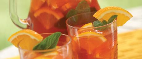Saladmaster Recipe: Mint Tea Punch