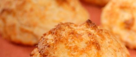 Saladmaster Healthy Solutions 316 Ti Cookware: Cheddar Cheese Biscuits