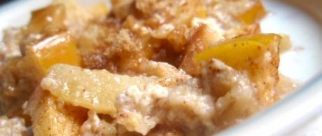 Saladmaster Healthy Solutions 316 Ti Cookware: Apple Cinnamon Oatmeal