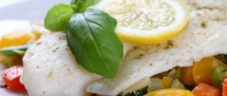 Saladmaster Recipe Haddock with Garden Vegetables