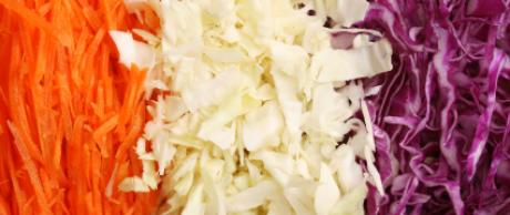 Vegetarian Sweet Cabbage and Basmati Rice