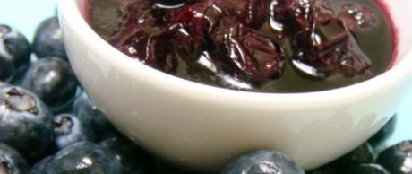 Saladmaster Recipe Blueberry Sauce
