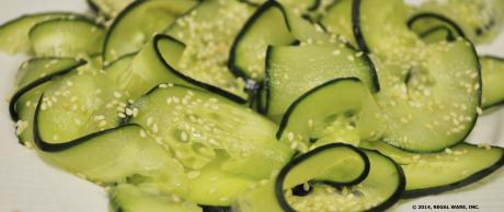 Saladmaster Recipe Japanese Cucumber Salad