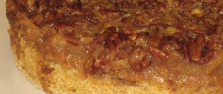 Saladmaster Healthy Solutions 316 Ti Cookware: Pecan Flip Cake