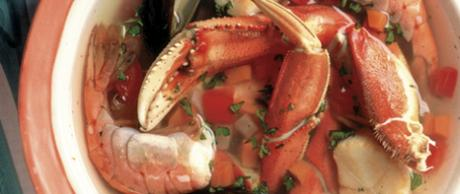 Portuguese Shellfish Stew