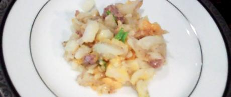 Saladmaster Healthy Solutions 316 Ti Cookware: Healthy Gluten Free Hashbrown Casserole