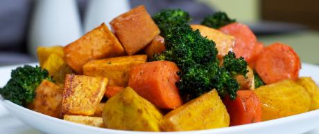 Saladmaster Recipe Seasonal Roasted Root Vegetables by Marni Wasserman