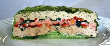 Savory Baked Salmon | Saladmaster Recipes