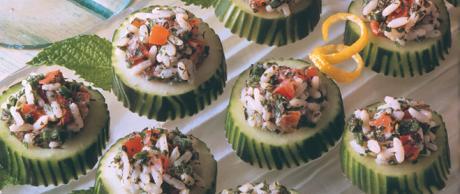 Saladmaster Recipe Cucumber Canapes