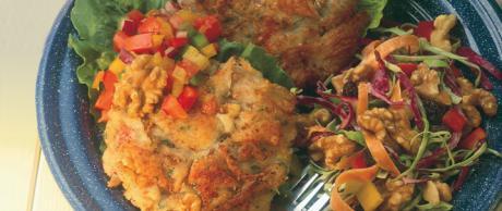 Saladmaster Recipe New West Crab Cakes