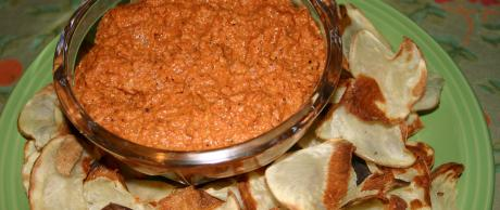 Saladmaster Healthy Solutions 316 Ti Cookware: Light Romesco Dip