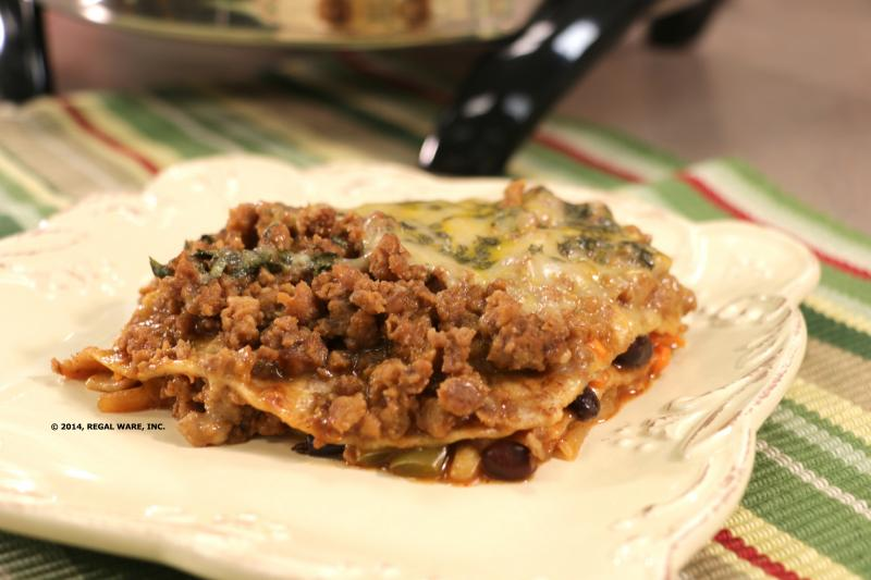 Saladmaster Electric Skillet Lasagna Recipe Sante Blog