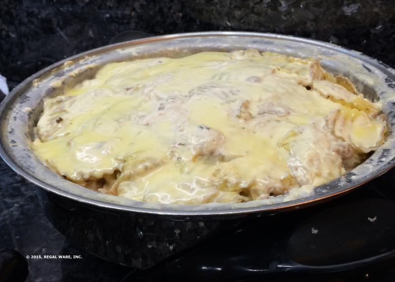 Baked Chicken In White Sauce Saladmaster Recipes