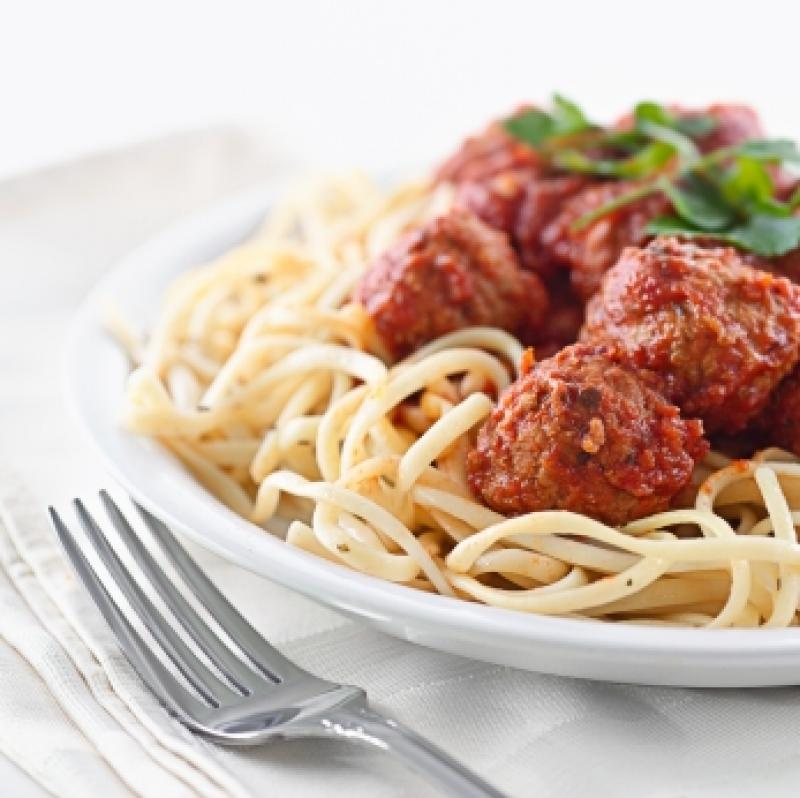 Italian Style Spaghetti Sauce and Meatballs | Saladmaster Recipes