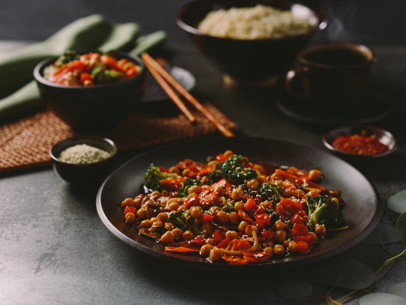 Quick vegetable stir fry saladmaster recipes quick vegetable stir fry forumfinder Images