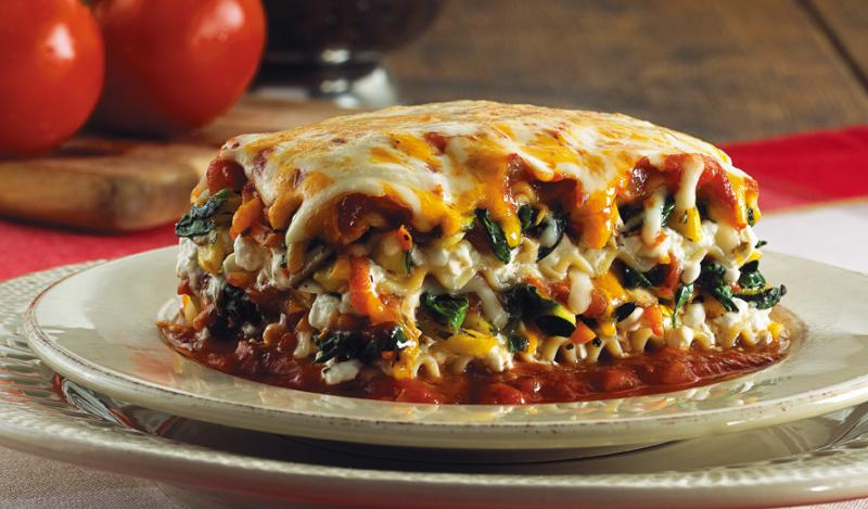 Veggie Lasagna | Saladmaster Recipes