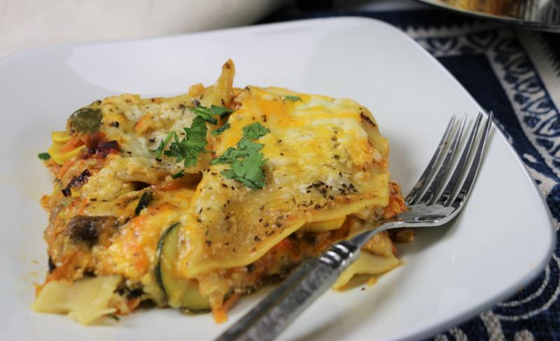 Veggie Lasagna Saladmaster Recipes